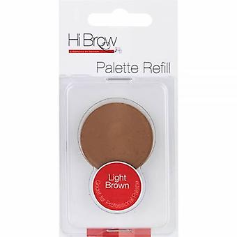 Hi Brow Brow Powder Palette Refill - Light Brown