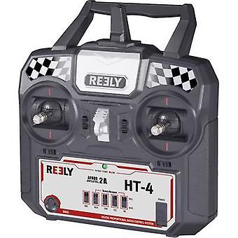 ريلي HT-4 اتفاقية روتردام يده 2.4 GHz رقم القنوات: 4 بما في ذلك استقبال