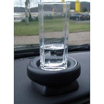 HP Autozubehör 19120 swing Cup holder 12.5 mm x 7 cm self-adhesive