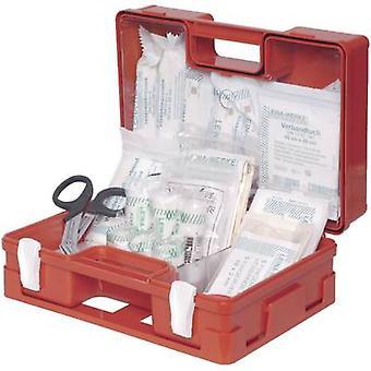 B-SAFETY BR364169 Pudełko pierwszej pomocy, klasyczny DIN 13169 310 x 210 x 130 Pomarańczowy