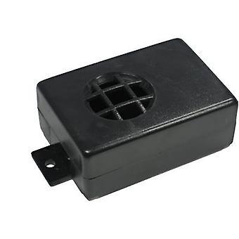 Kemo G020 Universal gabinete 72 x 50 x 28 plástico preto 1 computador (es)