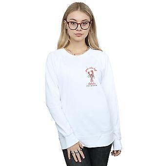 Freunde Frauen Hummer Brust Sweatshirt