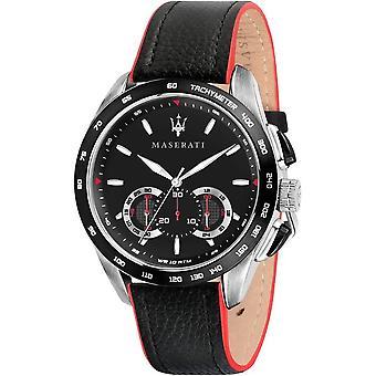 マセラティの時計 - メンズ ・ クロノグラフ TRAGUARDO - R8871612028