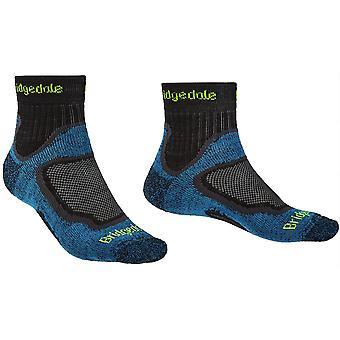 Bridgedale Mens Trail Sport licht Merino Cool Walking sokken