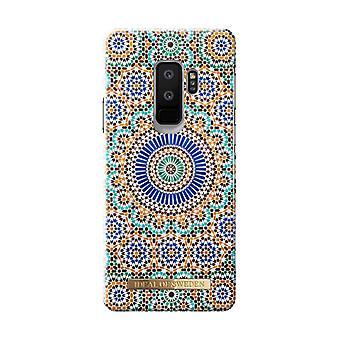 iDeal von Schweden Samsung Galaxy S9 Plus-MAROCCAN ZELLIGE