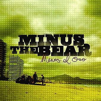 Minus the Bear - Menos El Oso [CD] USA import