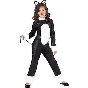 Cool Cat Costume, Medium Age 7-9