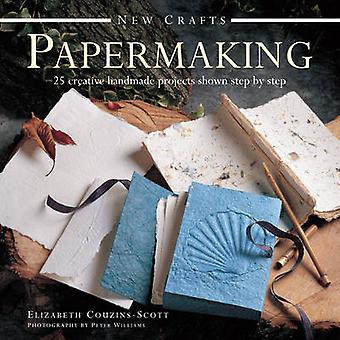 جديد الحرف-صناعة الورق باليزابيث كوزينس-سكوت-بو 9780754829713