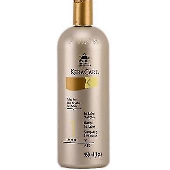 KeraCare Sulfate Free 1st Lather Shampoo 32oz