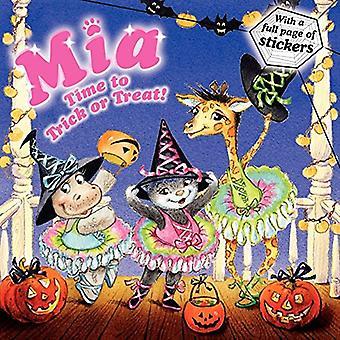 Mia: Dags att Trick or Treat!
