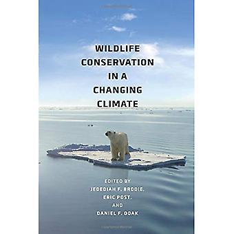 Conservación de vida silvestre en un clima cambiante