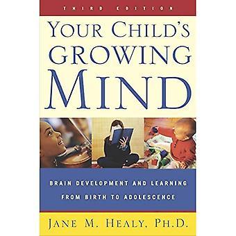 Uw kind groeiende geest: Brain ontwikkeling en leren vanaf de geboorte tot de adolescentie
