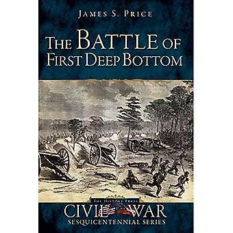 A batalha do primeiro fundo (sesquicentenário da Guerra Civil)