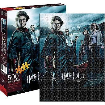Harry Potter And The Goblet Of Fire 500 Piece Jigsaw Puzzle