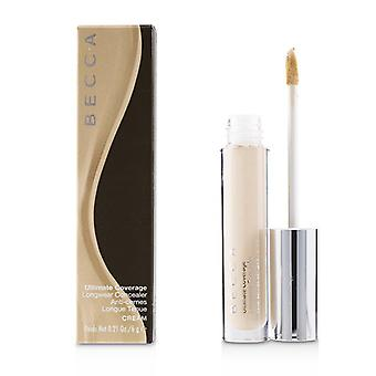 Becca Ultimate Coverage Longwear Concealer - # Cream - 6g/0.21oz