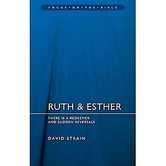 Ruth & Esther: Det finns en Återlösare och plötsliga återföringar (fokus på Bibeln)