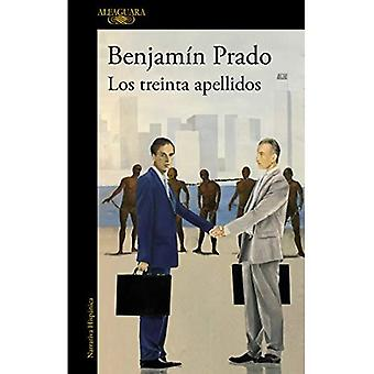 Los Treinta Apellidos / trzydzieści nazwiska
