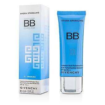 Givenchy Nude Look Bb Cream Multi-perfecting Glow Moisturizer Spf 30 Pa++ #02 Medium Beige - 40ml/1.35oz