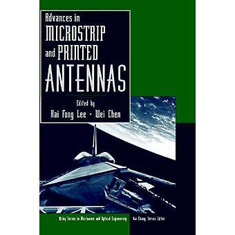 Mikrostreifen- und gedruckte Antennen von Lee