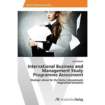 International Business and Management Programm Studienuntersuchung von Lbach Nina