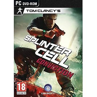 Splinter Cell Conviction PC Game