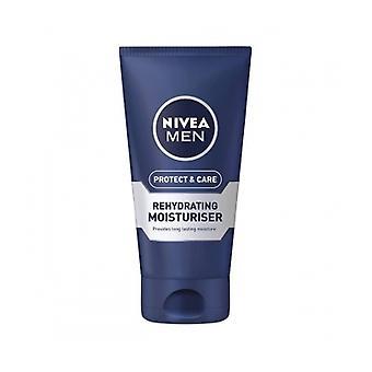 Nivea For Men Rehydrating Moisturiser 75Ml