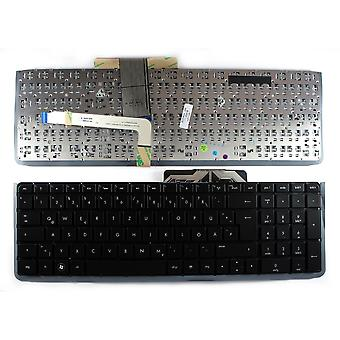 HP Envy 17T-3000 Backlit Version (Without Backlit Board) Black German Layout Replacement Laptop Keyboard