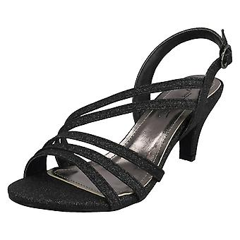 cfd443f3c29 Ladies Anne Michelle Glitter Sandal