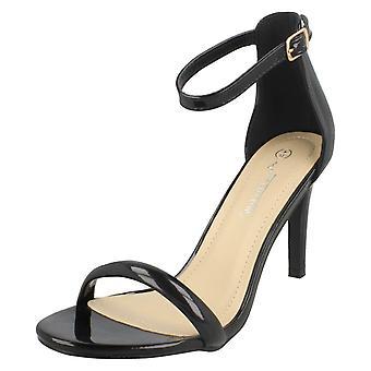 Mesdames Anne Michelle haut talon sandales F10905