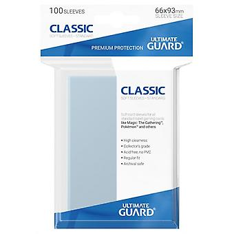 Ultimate Guard Classic Soft Sleeves Taille standard 93x66 mm