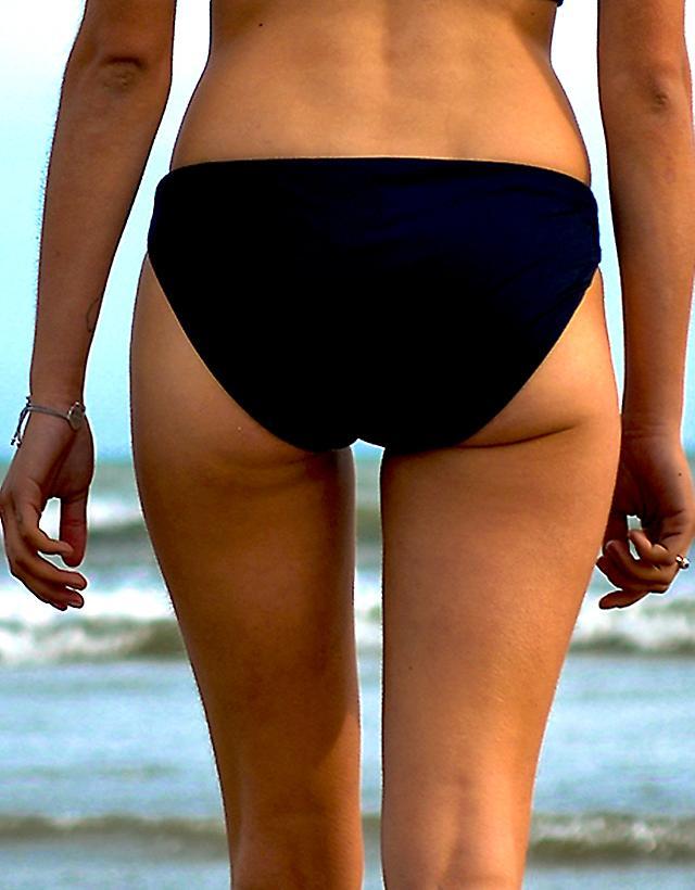 Reversible Bikini Bottom Luz - Gym To Swim®
