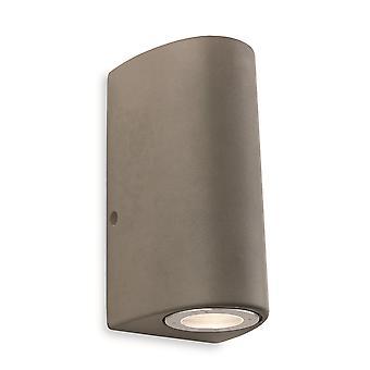 Firstlight-2 luz exterior de pared de hormigón IP44-7634CN