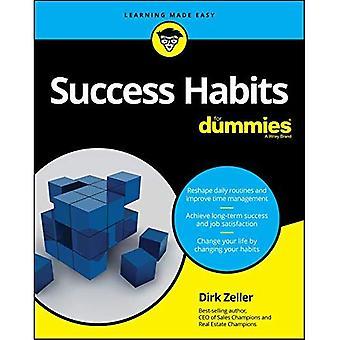 Hábitos de éxito para Dummies