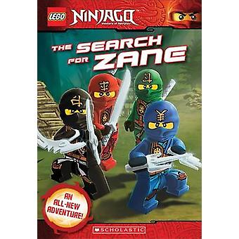 The Search for Zane (Lego Ninjago - Chapter Book) by Kate Howard - 978