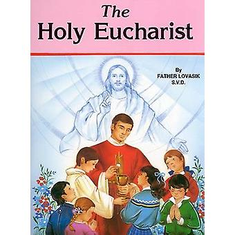 The Holy Eucharist Book