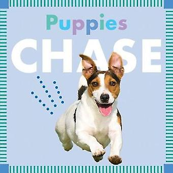 Puppies Chase by Rebecca Stromstad Glaser - 9781681521961 Book