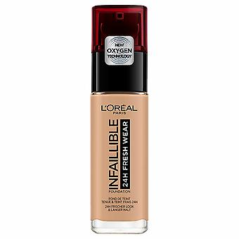 LOreal Paris onfeilbaar 24H Fresh Wear 150 Radiant beige 30ml
