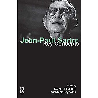 Jean-Paul Sartre: Schlüsselbegriffe (Schlüsselbegriffe)