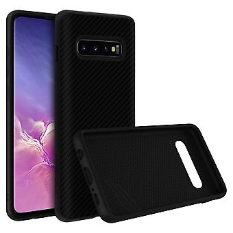 Galaxy S10 Shockproof Carbon Protection Case SolidSuit Rhinoshield black