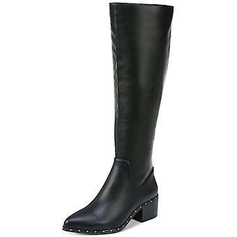 Bar III Womens Gable Pointed Toe Knee High Fashion Boots