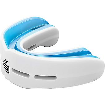 Shock Doctor Nano Double Fight Mouthguard - White