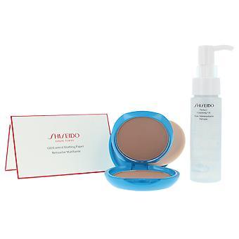 Shiseido Sun Protection Compact Spf30 Set 3 Pz Pour les femmes