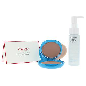 Shiseido Sun Protection Compact Spf30 Set 3 Pz For Women