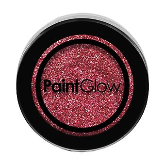 PaintGlow Glitter Shaker Holographic Red