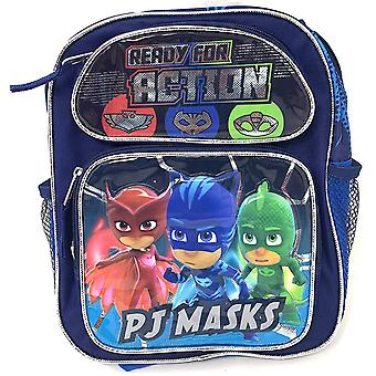 Small Backpack - PJ Masks - Ready For Action 12