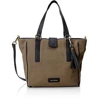 Marc OPolo 80818064101801 Women's Green shoulder bag (Green (light olive green 421)) 12x30x52 cm (B x H x T)