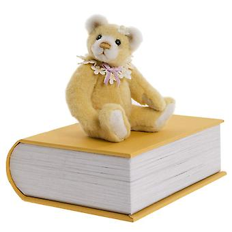Charlie Bears Pawsome with book 13 cm