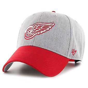47 Brand Snapback Cap - MVP Palomino Detroit Red Wings