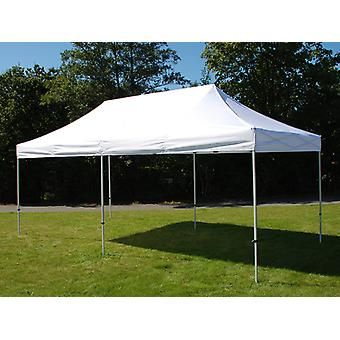 Carpa plegable FleXtents Basic v.3, 3x6m Blanco