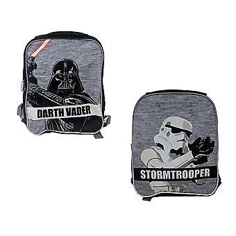 Star Wars Stormtrooper Darth Vader Reversible Rucksack